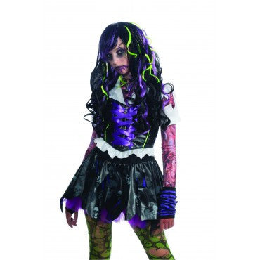 Kids  Zombet Wig - HalloweenCostumes4U.com - Accessories