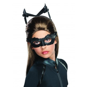Kids Batman Catwoman Wig - HalloweenCostumes4U.com - Accessories