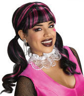 Monster High Draculaura Wig - HalloweenCostumes4U.com - Accessories