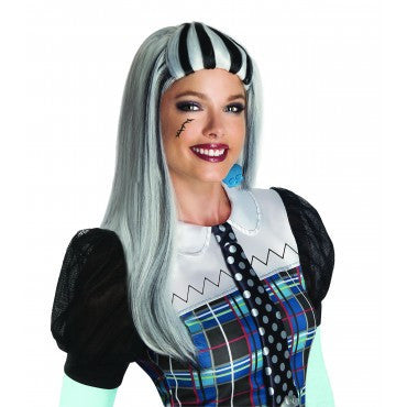 Monster High Frankie Stein Wig - HalloweenCostumes4U.com - Accessories