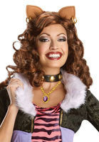 Monster High Clawdeen Wolf Wig - HalloweenCostumes4U.com - Accessories