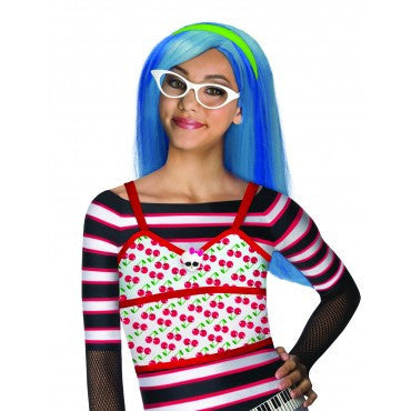 Kids Monster High Ghoulia Yelps Wig - HalloweenCostumes4U.com - Accessories