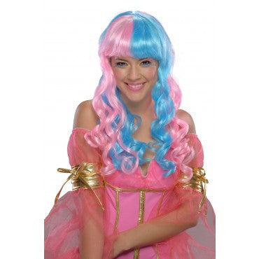Candy Fairy Wig - Various Colors - HalloweenCostumes4U.com - Accessories - 1