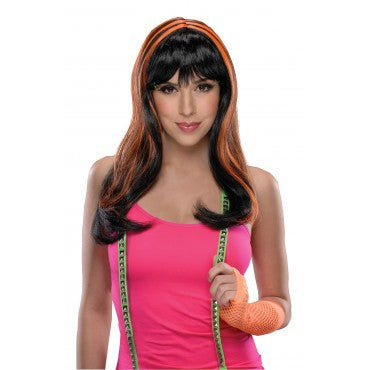 Neon Streaks Wig - Various Colors - HalloweenCostumes4U.com - Accessories - 1