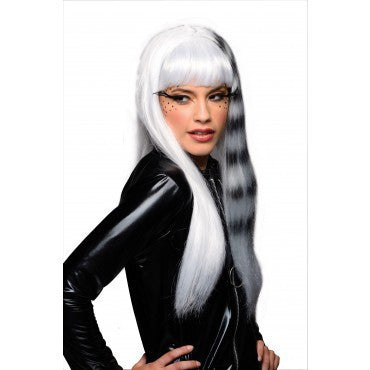 Kitty Cat Wig - Various Colors - HalloweenCostumes4U.com - Accessories - 2
