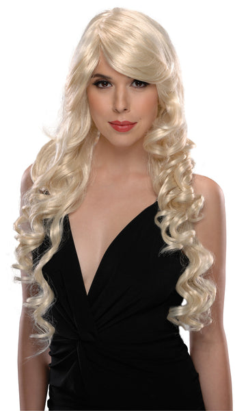 Angel Wig - Various Colors - HalloweenCostumes4U.com - Accessories - 1