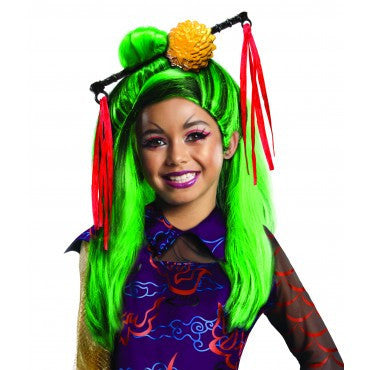Kids Monster High Jinafire Wig - HalloweenCostumes4U.com - Accessories