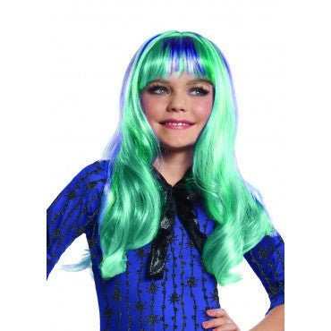 Kids  Monster High Twyla Wig - HalloweenCostumes4U.com - Accessories