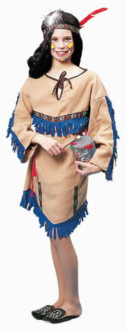 Halloween Costumes Native American Girl Costumes - HalloweenCostumes4U.com - Kids Costumes