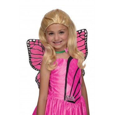 Kids Barbie Mariposa Wig - HalloweenCostumes4U.com - Accessories