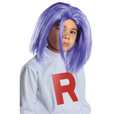 Kids Pokemon James Wig - HalloweenCostumes4U.com - Accessories