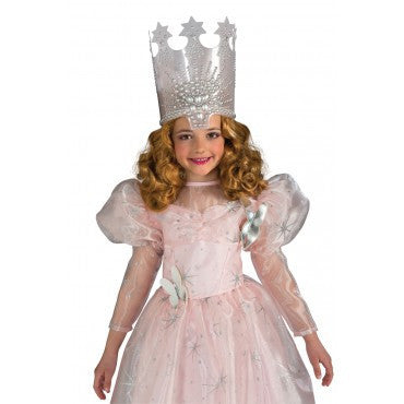 Kids Wizard of Oz Glinda The Good Witch Wig - HalloweenCostumes4U.com - Accessories