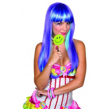 Candy Babe Wig - Various Colors - HalloweenCostumes4U.com - Accessories - 3