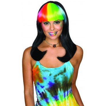 Party Hottie Wig - Various Colors - HalloweenCostumes4U.com - Accessories - 1