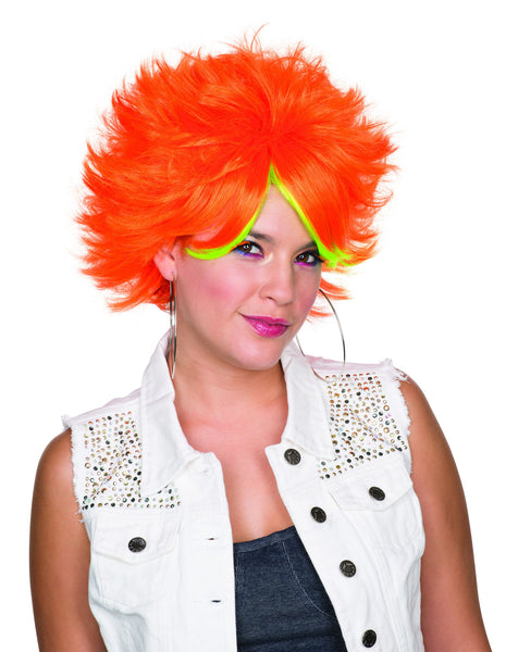 80's Pop Wig - Various Colors - HalloweenCostumes4U.com - Accessories - 2