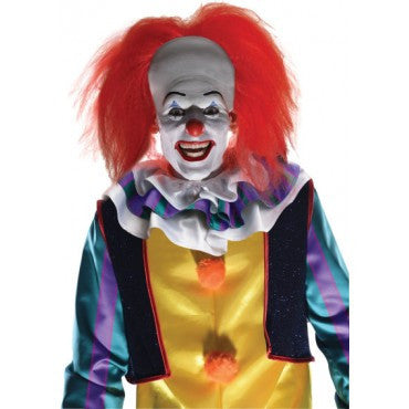 Stephen King's It Pennywise Clown Wig - HalloweenCostumes4U.com - Accessories