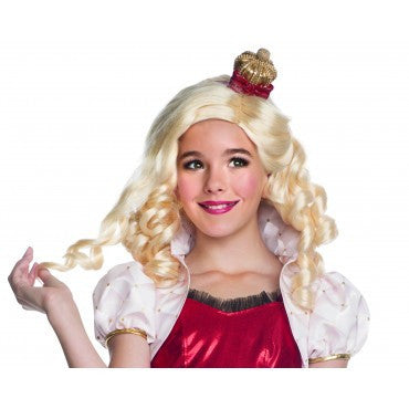 Ever After High Apple White Wig - HalloweenCostumes4U.com - Accessories