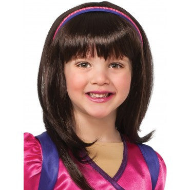 Kids Dora the Explorer Wig - HalloweenCostumes4U.com - Accessories