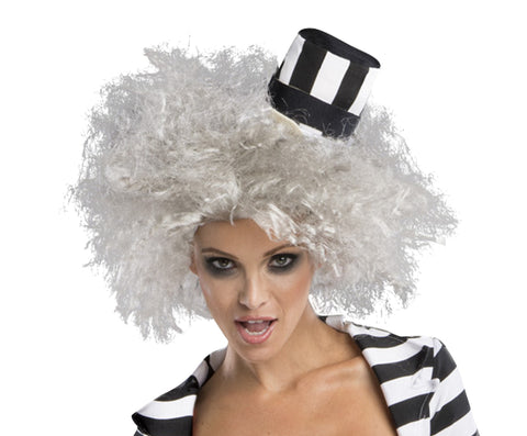 Beetlejuice Female Wig - HalloweenCostumes4U.com - Accessories