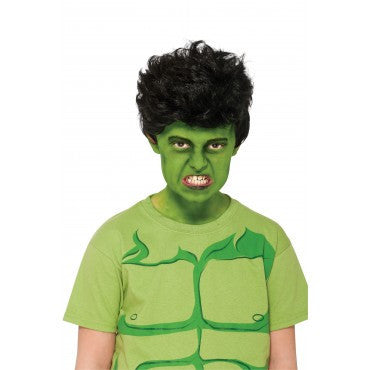Kids Hulk Wig - HalloweenCostumes4U.com - Accessories