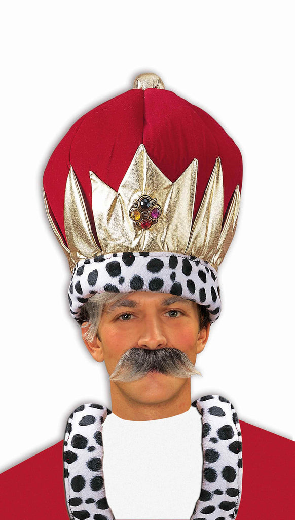 Costume Kings Crown Halloween Costumes - HalloweenCostumes4U.com - Accessories