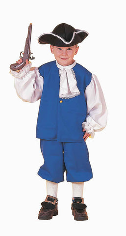 Colonial Boy Costumes Childs Halloween Costume - HalloweenCostumes4U.com - Kids Costumes