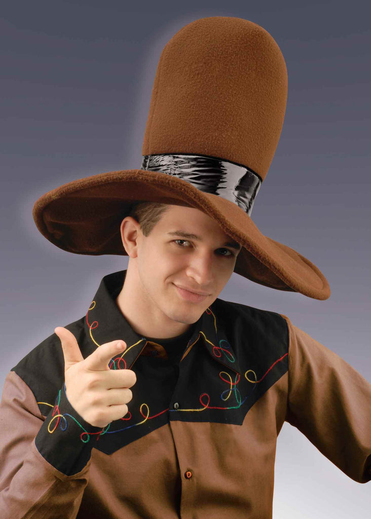 Halloween Costumes Hats Giant Cowboy Costume Hat - HalloweenCostumes4U.com - Accessories