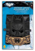 Adults Batman Accessory Kit - HalloweenCostumes4U.com - Accessories