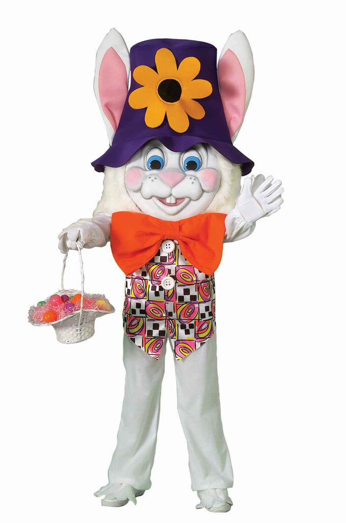 Easter Bunny Costumes Parade Quality Adults Costume - HalloweenCostumes4U.com - Holidays
