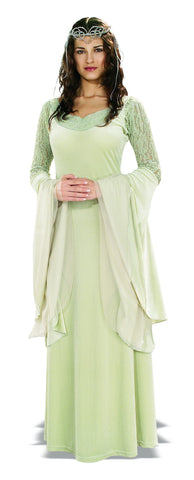 Womens Lord of the Rings Deluxe Queen Arwen Costume - HalloweenCostumes4U.com - Adult Costumes