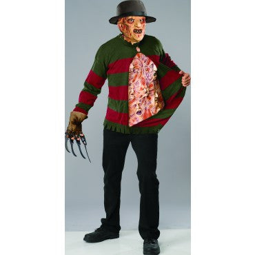 Nightmare on Elm Street Freddy Chest of Souls Costume - HalloweenCostumes4U.com - Adult Costumes
