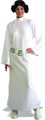 Womens Star Wars Deluxe Princess Leia Costume - HalloweenCostumes4U.com - Adult Costumes