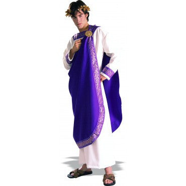 Mens Julius Caesar Costume - Grand Heritage Collection - HalloweenCostumes4U.com - Adult Costumes