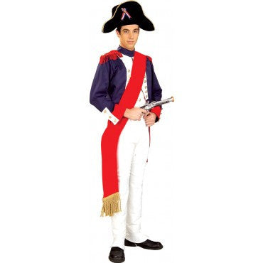 Mens Napoleon Bonaparte Costume - Grand Heritage Collection - HalloweenCostumes4U.com - Adult Costumes