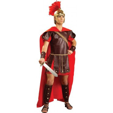 Mens Roman Warrior Costume - HalloweenCostumes4U.com - Adult Costumes