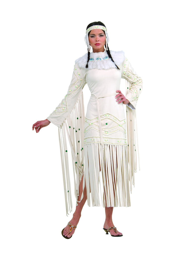 Womens Indian Maiden - Grand Heritage Collection - HalloweenCostumes4U.com - Adult Costumes