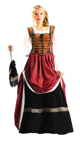 Womens Brigadoon Costume - Grand Heritage - HalloweenCostumes4U.com - Adult Costumes