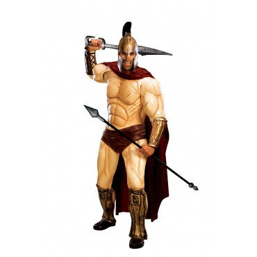 Mens 300 Collectors Spartan Costume - HalloweenCostumes4U.com - Adult Costumes