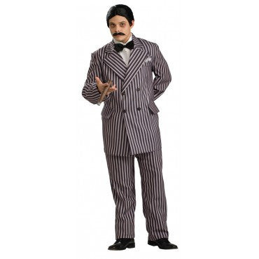 Mens Addams Family Gomez Costume - Grand Heritage Collection - HalloweenCostumes4U.com - Adult Costumes
