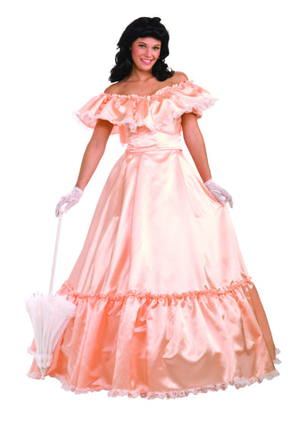 1800s US Southern Belle Theater Costume - HalloweenCostumes4U.com - Adult Costumes