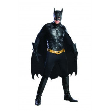 Collectors Edition Batman Costume - Grand Heritage Collection - HalloweenCostumes4U.com - Adult Costumes