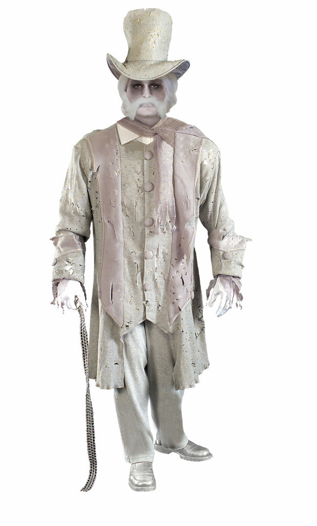 Ghoul Halloween Glow in the Dark Costumes Adult Costume