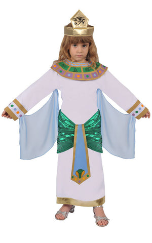Girls Egyptian Costume - HalloweenCostumes4U.com - Kids Costumes