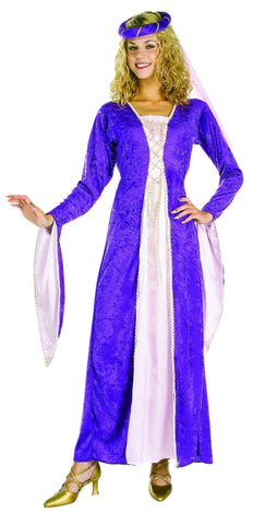 Womens Renaissance Princess Costume - HalloweenCostumes4U.com - Adult Costumes