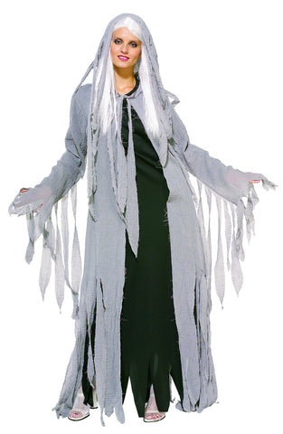 Womens Spirit Ghost Costume - HalloweenCostumes4U.com - Adult Costumes