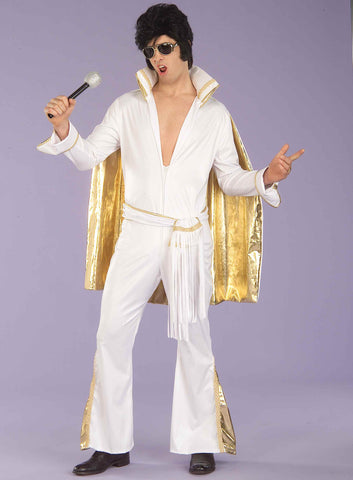 Halloween Costumes Retro Rock N Roll Costumes - HalloweenCostumes4U.com - Adult Costumes
