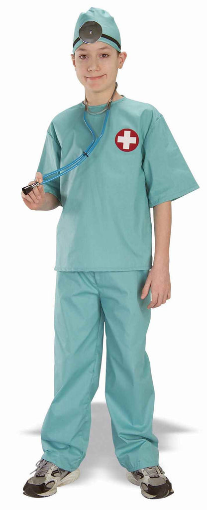 Halloween Costumes Surgeon Kids Costumes - HalloweenCostumes4U.com - Kids Costumes