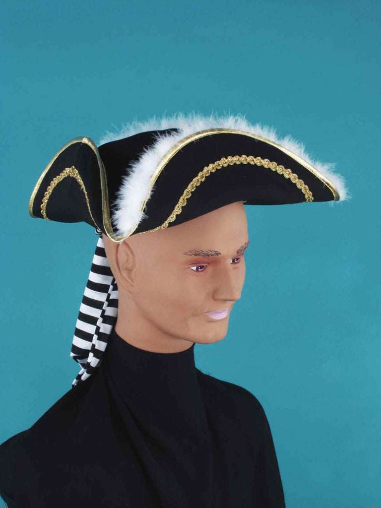 Costume Hats Captain Cook Pirate Hats - HalloweenCostumes4U.com - Accessories