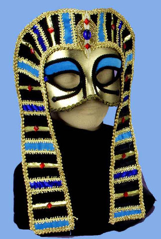 Costume Masks Egyptian Mask - HalloweenCostumes4U.com - Accessories