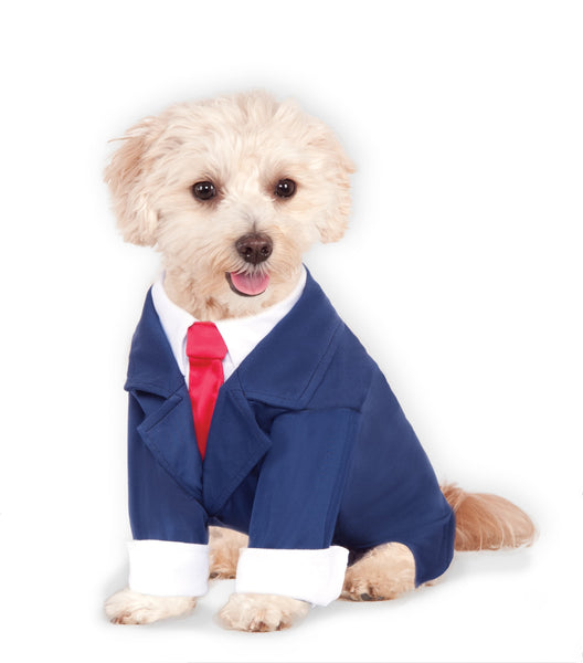 Pets Business Suit Costume